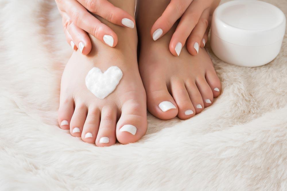 Luxus Fußpflege-Paket